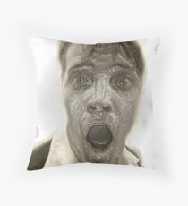 we are watching you Throw Pillow