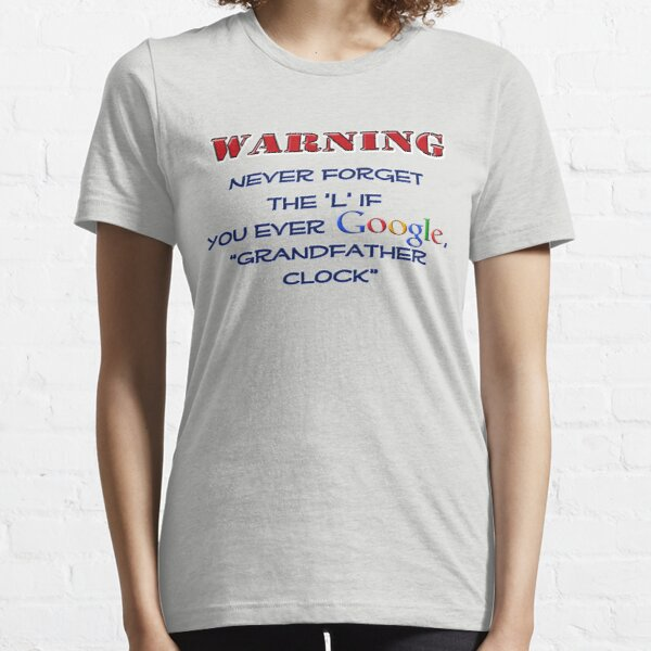 """Never Forget the """"L""""... Essential T-Shirt"""
