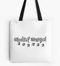magic words Tote Bag
