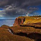 Cape Wrath Lighthouse by Jeanie