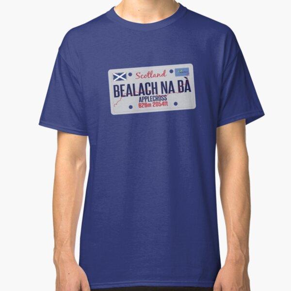 Bealach na Bà Pass of the Cattle - Applecross Classic T-Shirt