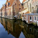 IN BRUGES by Alateia