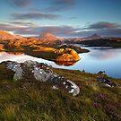 Loch Inchard Light by Jeanie