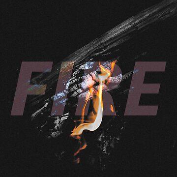 Elements Fire by EliaCoan