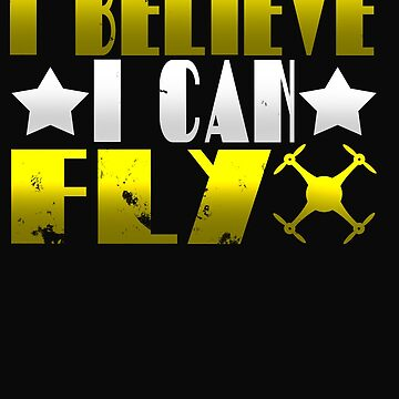 I Believe I Can Fly by 64thMixUp