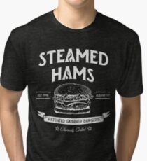 Gedämpfte Schinken | Inspiriert von den Simpsons Vintage T-Shirt
