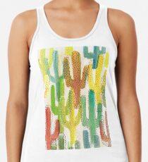 Cactus Women's Tank Top