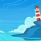 The Lighthouse by AshenShop