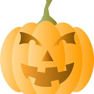 Halloween Bad Pumpkin by MartinV96