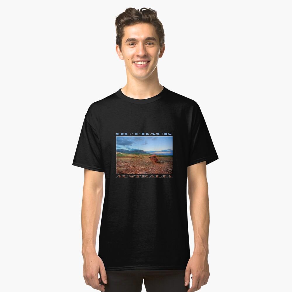 Rawnsley Bluff (poster on black) Classic T-Shirt