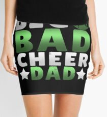 Big Dad Cheer Dad Father's Day Gift Mini Skirt