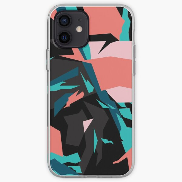 Abstract#33 iPhone Soft Case