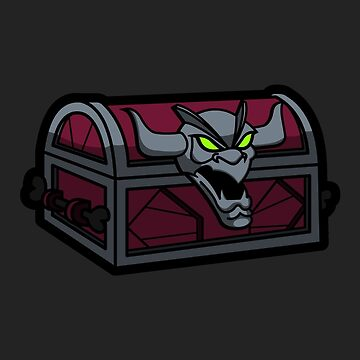 Chest of Demons by robotghost