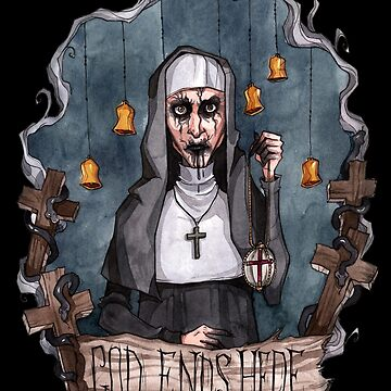God Ends Here - The Nun by Tally-Todd