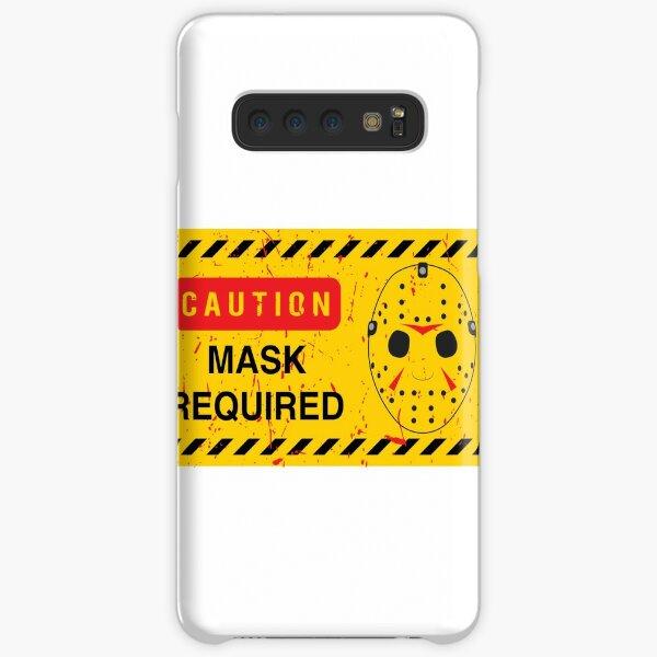 Caution Jason Land Samsung Galaxy Snap Case