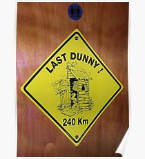 Last Dunny Poster