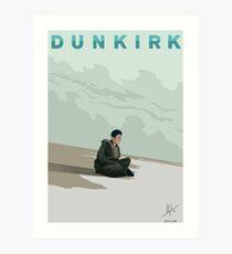 Dunkirk Poster Art Print
