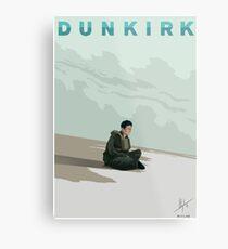 Dunkirk Poster Metal Print