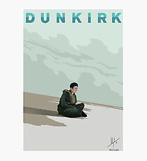 Dunkirk Poster Photographic Print