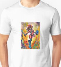 Female warrior Unisex T-Shirt