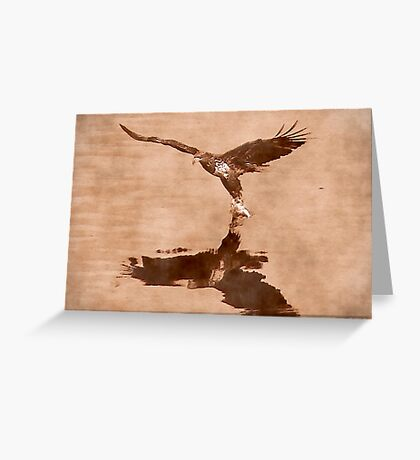 Poised Greeting Card