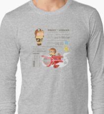 Amelia Earthart Long Sleeve T-Shirt