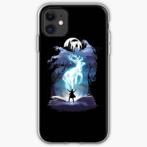 The 3rd Book of Magic iPhone Soft Case