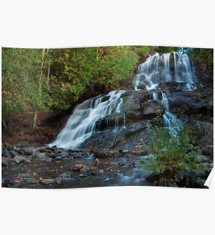 Beaver Brook Falls Poster