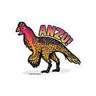 Anzu! by David Orr