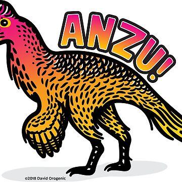 Anzu! by anatotitan