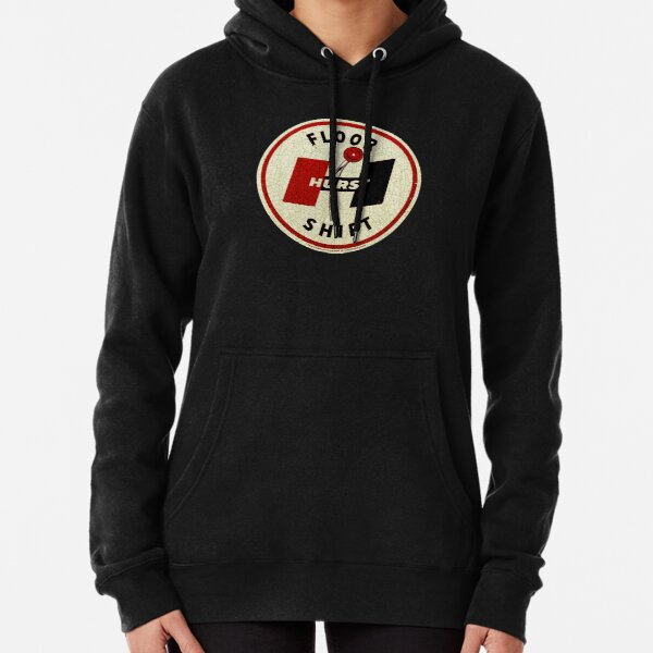 Vintage Hurst shifter Car decal USA Pullover Hoodie