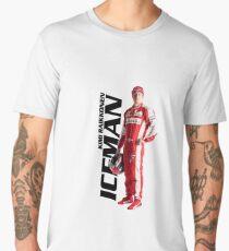 Kimi Raikkonen Iceman Men's Premium T-Shirt