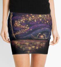 Lanterns Of Hope Mini Skirt