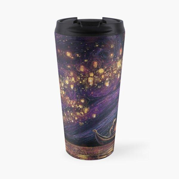 Lanterns Of Hope Travel Mug