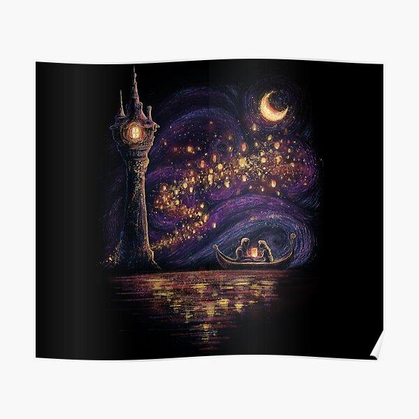 Lanterns Of Hope Poster