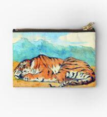 Eugene Delacroix Royal Tiger Studio Pouch