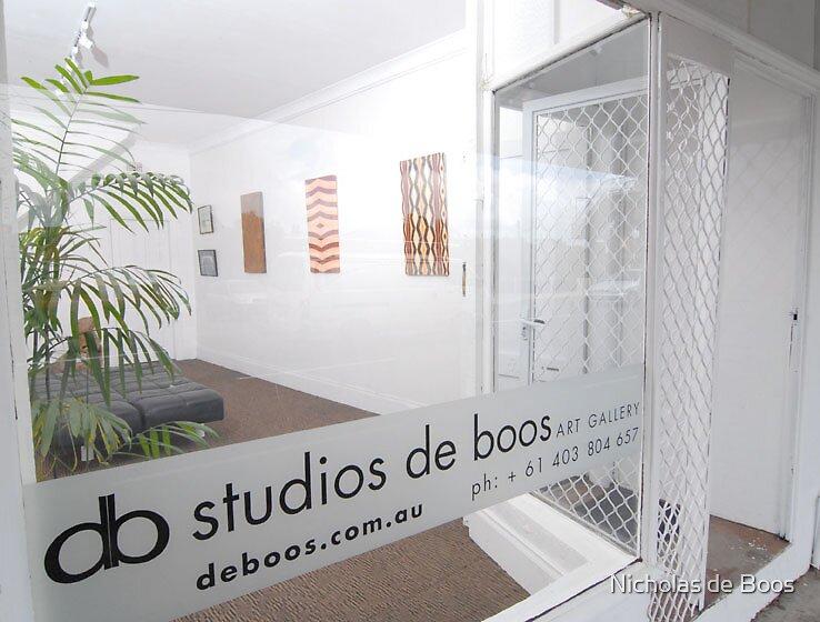 Studios de Boos - Art Gallery by Nick de Boos