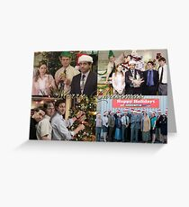 The Office Christmas Greeting Card
