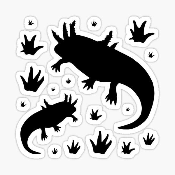 Axolotl Sticker