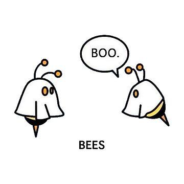 Boo Bees by nekhebit