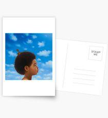 Young Drake, NWTS Postcards