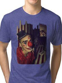 Circus kiss Tri-blend T-Shirt