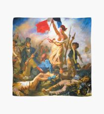 Eugene Delacroix Liberty Leading the People Scarf