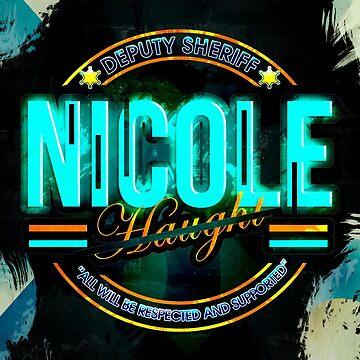 Nicole Haught V1 by Merbie