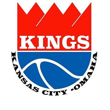 Kansas City Kings Omaha Color by bobbydanger