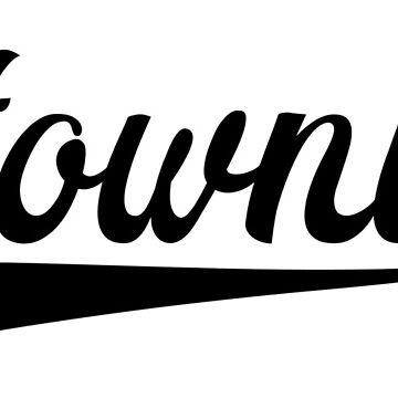 Townie - Show your townie pride - Newfoundland by newfoundpod