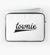 Townie - Show your townie pride - Newfoundland Laptop Sleeve