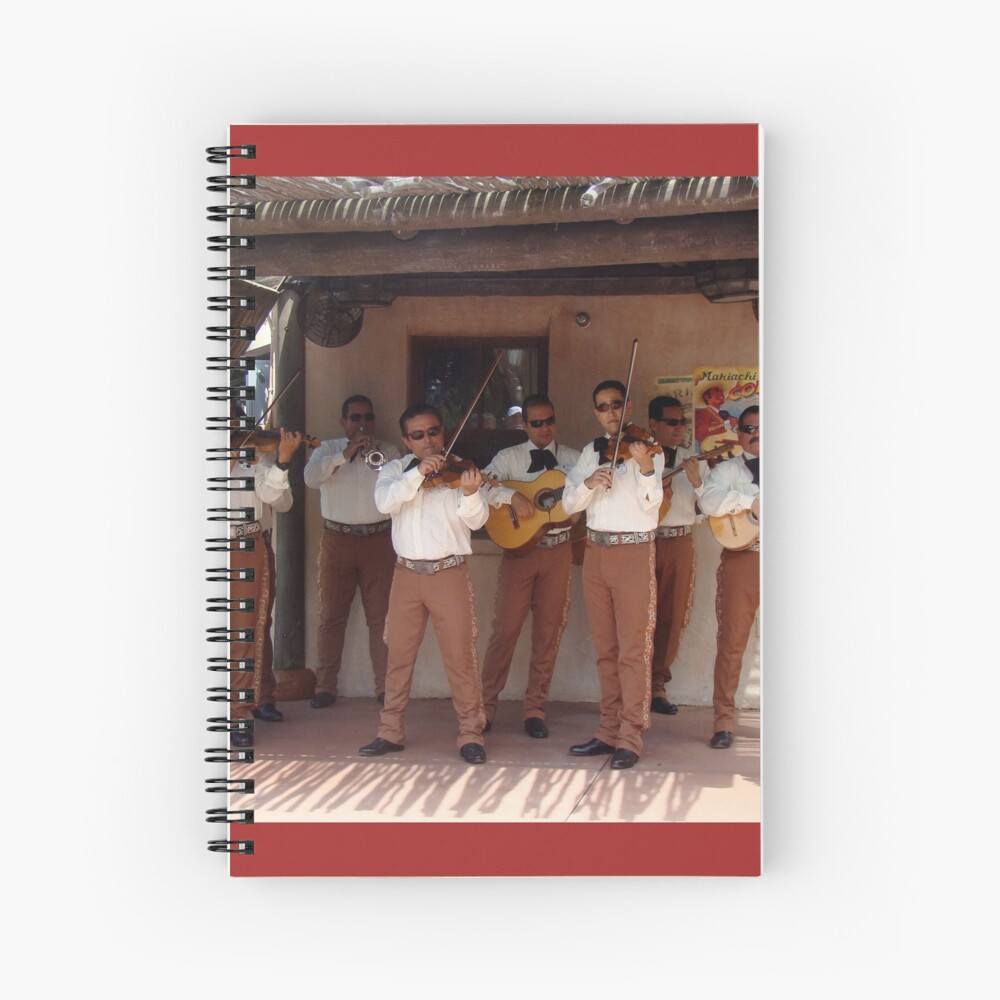 Music teacher gifts  Spiral Notebook