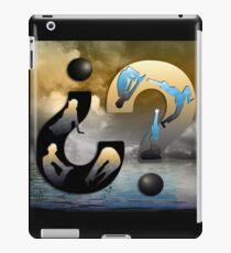 Yoga Questions  iPad Case/Skin