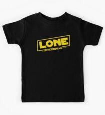 Lone A Spaceballs Story Kids Tee
